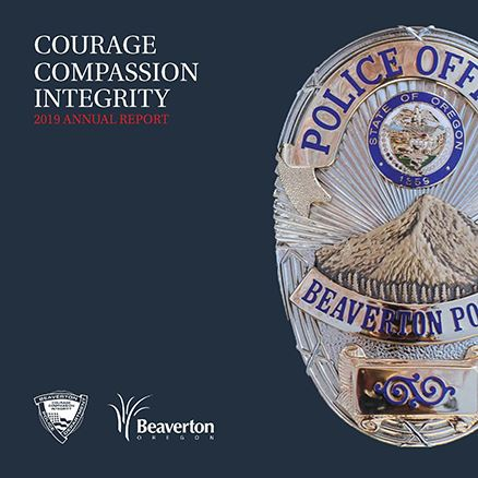 BPD 2019 Annual Report cover link to annual report. Opens in new window